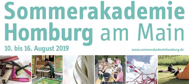 Sommerakademie 2019 Homburger Papiermanufaktur