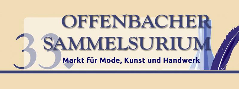 Homburger Papiermanufaktur auf dem Offenbacher Sammelsurium